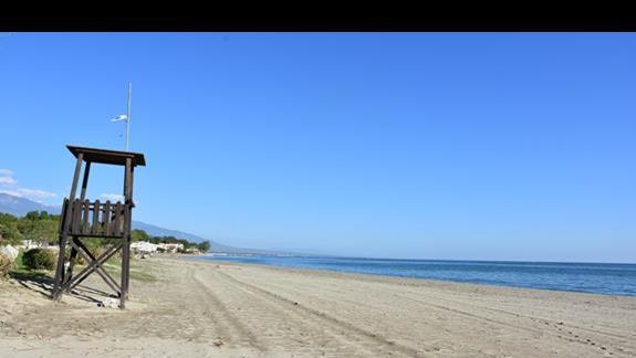 Plaża Cronwell Platamon Resort