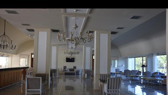 Recepcja Bomo Olympus Grand Resort (ex. Olympian Bay)