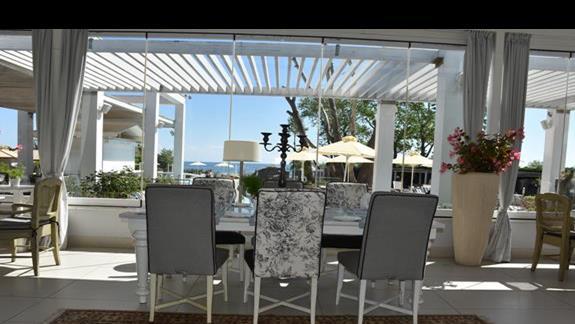 Restauracja Bomo Olympus Grand Resort (ex. Olympian Bay)