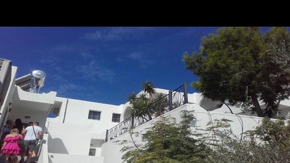 budynki z pokojami