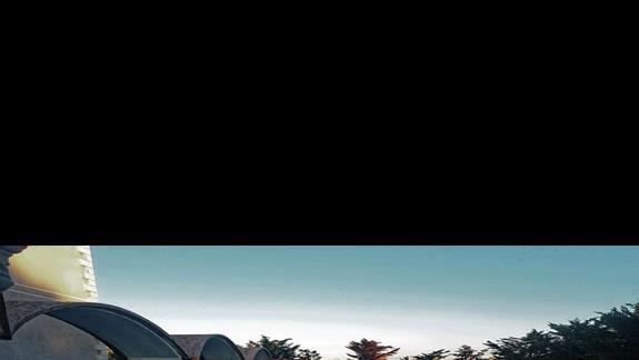 Basen hotelu Onufri