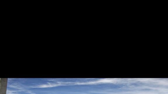 Patio na plaży hotelu Leonardo