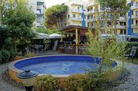 Hotel California Resort - Fontanna ogrodowa hotelu California Resort