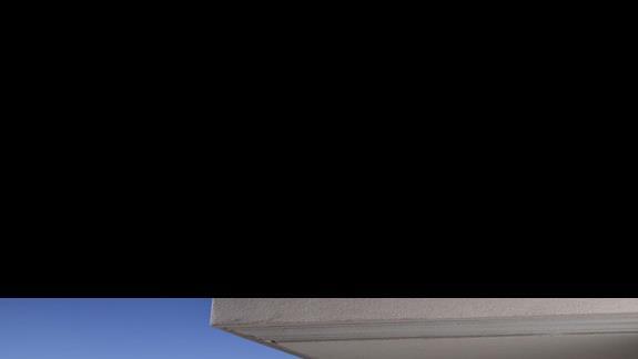 Widok z balkonu w pokoju 2-os hotelu Brilliant