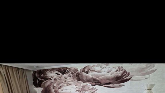 Sypialnia w pokoju rodzinnym hotelu Regina City