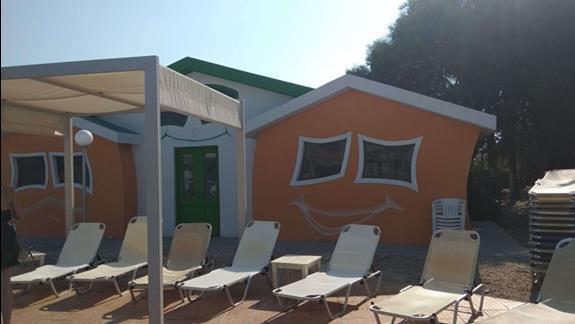 mini klub w aquaparku
