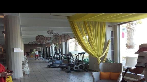 wyposażenie fitness