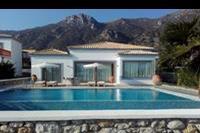 Hotel Mitsis Blue Domes Exclusive Resort & Spa - villa w pierwszej linii brzegowej