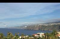 Hotel Blue Sea Puerto Resort - Widok z tarasu