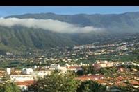 Hotel Blue Sea Puerto Resort - Widok z tarasu na góry