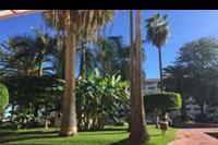 Hotel Blue Sea Puerto Resort - Widok z sali restauracyjnej