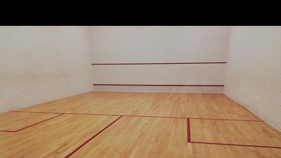 Steigenberger Dubai - kort do squasha