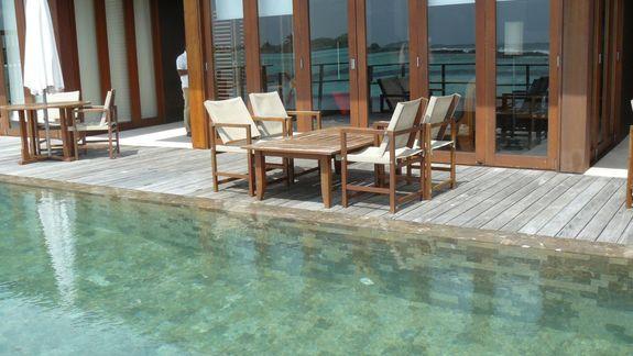 pokój typu ocean villa