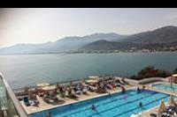 Hotel Horizon Beach - Ile dalabym by na co dzien jesc sniadania z takim widokiem w tle :) (widok z restauracji)