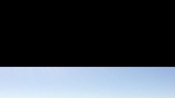 Przepiekny widok na czesc hotelowa i Ocean