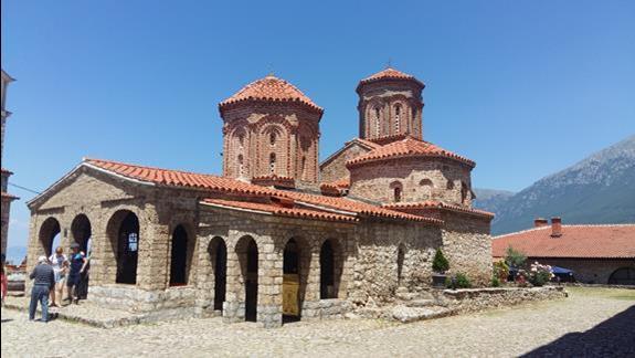 Klasztor sw. Naum