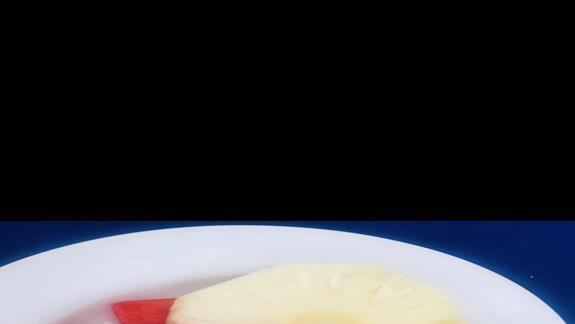 Owoce dostępny przy wszystkich posiłkach