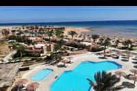 Hotel Imperial Shams Abu Soma - Widok z pokoju 5 piętro strona północna