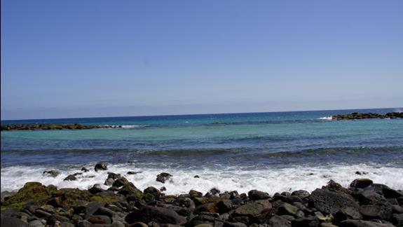 Ocean przy hotelu