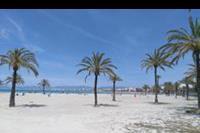 Hotel Costa Mediterraneo - Plaża