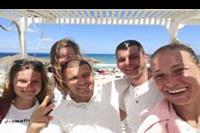 Hotel El Ksar Resort & Thalasso - Drink bar przy basenie i plaży