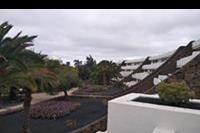 Hotel Los Zocos - widok z balkonu pokojowego