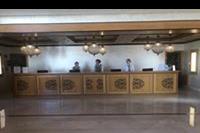Hotel Mitsis Blue Domes Exclusive Resort & Spa - recepcja