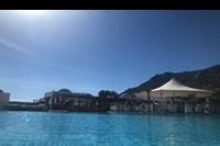 Hotel Mitsis Blue Domes Exclusive Resort & Spa - basen gówny