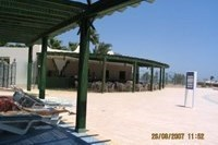 Hotel Rixos Premium Magawish - Bar i zaplecze basenu malego