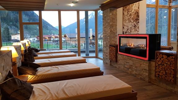 Pokój relaksacyjny