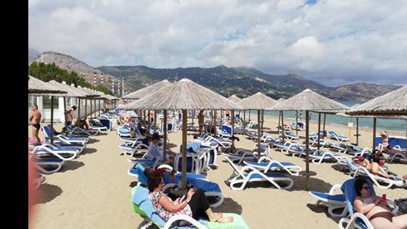 Dessole Dolphin Bay Resort - plaża