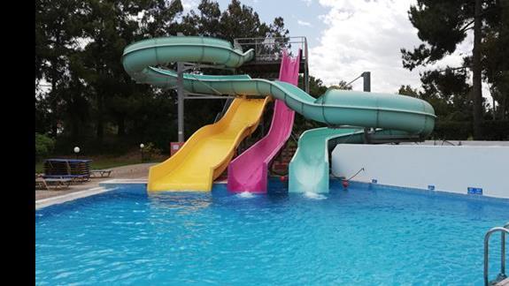 Dessole Dolphin Bay Resort - zjeżdżalnie wodne