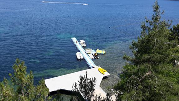 sporty wodne w hotelu Ladranda Mares Marmaris
