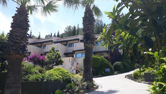teren hotelowy Labranda Mares Marmaris