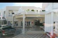 Hotel Magda - wejście do hotelu Magda