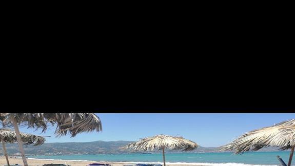 Relaks na plazy