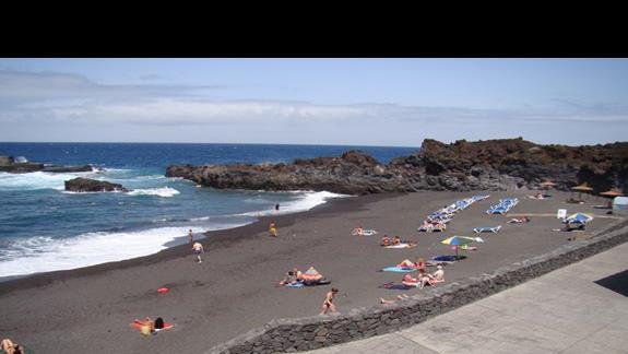 Pobliska plaża publiczna, Playa de los Cancajos