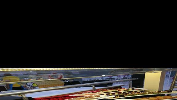 Slodkie restauracja glówna