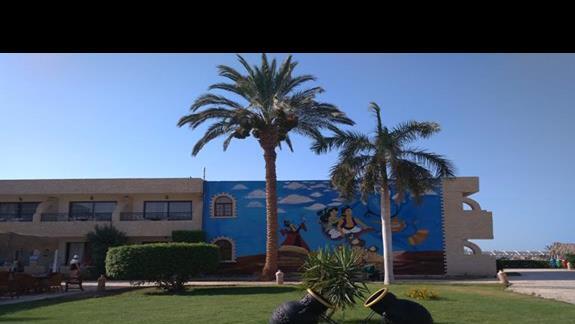Aladdin hotel - raj dla dzieci