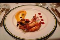 Hotel Aldemar Paradise Village - Przystawka w restauracji francuskiej