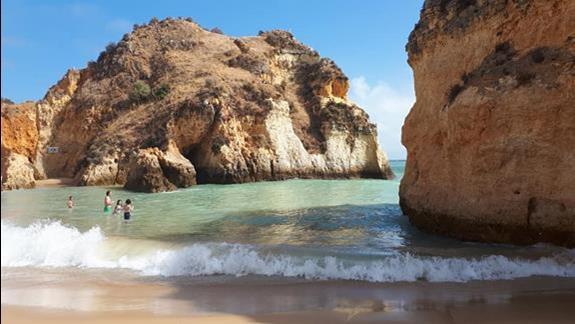 Plaża Alvor