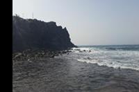 Costa Del Silencio - Widoki z piaszczystej plaży