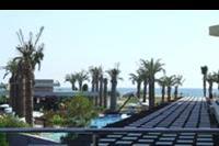 Hotel Xanthe Resort - WIDOK BASENU HOTELOWEGO