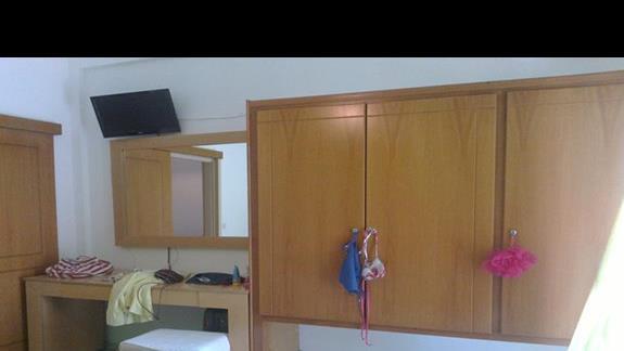 mój pokój - ujecie z lózka