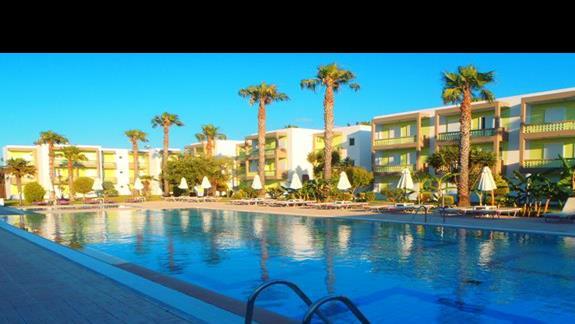 hotelowy basen - ujecie nr 1