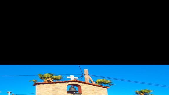 mini kalpliczka na przeciwko hotelu