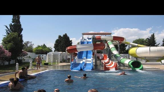 Aqua Park na terenie