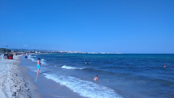 Morze i plaza ( nie zawsze czyste/a )