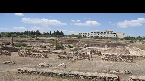 Rzymska archeologia tuz obok