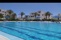 Hotel Mercure Hurghada - Drugi basen i widok na kurort